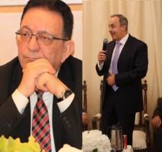 عبدالكريم الكباريتي للوزير مالك حداد :