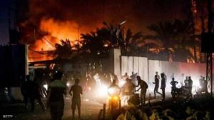 أزمة البصرة .. قائمتا الصدر والعامري تطالبان العبادي بالاستقالة