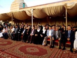 جامعة عمان الأهلية ترعى وقفة