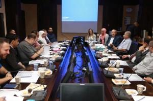 جامعة البترا تنظم برنامجاً تعريفياً لأعضاء الهيئة التدريسية الجدد