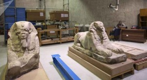 بالفيديو .. مصر تعلن عن 3 اكتشافات أثرية