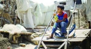 95 % من المياه غير صالحة للشرب في غزة
