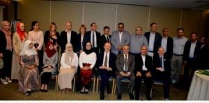 جامعة عمان الأهلية ترعى وتستضيف حفل تكريم جامعة