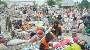 حصيلة ضحايا زلزال وتسونامي إندونيسيا ترتفع إلى 420 قتيلا