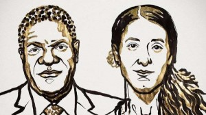 نادية مراد ودينيس موكويج يفوزان بجائزة نوبل للسلام
