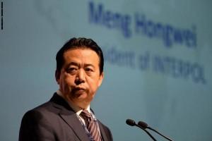 الحزب الحاكم في الصين يكشف عن مصير رئيس الإنتربول المختفي