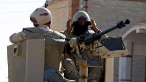 مقتل 10 بتبادل إطلاق نار مع الأمن المصري في العريش