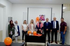 د. يزن قموه من جامعة عمان الأهلية يشارك في اليوم العالمي للبصر