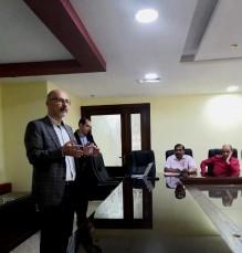 ندوة بجامعة عمان الاهلية بعنوان :  منصة مايكروسوفت السحابية للبحث الأكاديمي