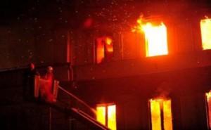 وفاتان و5 إصابات بحريق منزل في الأشرفية