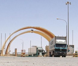 ابو عاقولة : تصاريح فورية لمباشرة العمل في معبر جابر