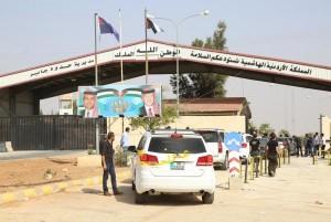 أكثر من 162 أردنيا عبروا حدود جابر في اليوم الأول