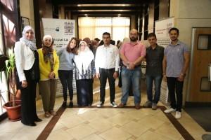 معرض لتدوير الكتب الجامعية بجامعة البترا