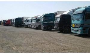 السعودية تلغي رسوماً فرضتها أخيراً على الشاحنات