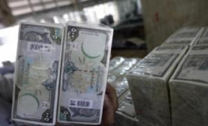 أكثر من (800) مليون ليرة سورية قام بتصريفها الاردنيون في الرمثا