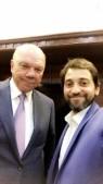 مبادرة حرير تشكر رئيس مجلس الاعيان فيصل الفايز