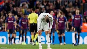 ليلة سقوط ريال مدريد .. 9 أرقام جديدة تحققت
