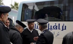 7 قتلى بهجوم على حافلة أقباط جنوبي مصر