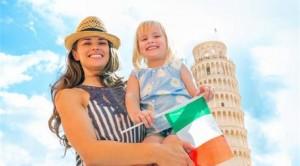 مكافأة  غريبة  لمن ينجب طفلاً ثالثاً في إيطاليا