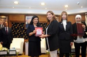 بنك القاهرة عمان يرعى مؤتمر ملتقى سيدات الاعمال لعام 2018