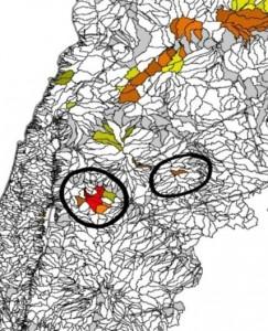 بالأسماء...إدارة الازمات تحذر من تشكل السيول في هذه المناطق