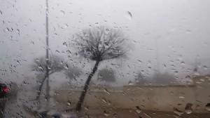 الطقس يوقف حركة الملاحة في الكويت حتى اشعار اخر