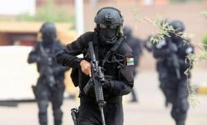 استشهاد الملازم احمد خالد الرواحنة من ادارة مكافحة المخدرات