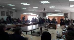 مجلس بلدي الزرقاء يوافق على مطالب موظفي البلدية