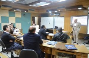 دائرة الجودة بجامعة عمان الاهلية تعقد ورشة عمل في مجال التخطيط الاستراتيجي