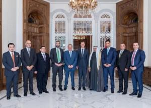 وزير العدل السوري يؤكد للوفد البرلماني: قوائم المطلوبين الأردنيين مفبركة