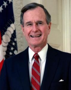 وفاة الرئيس الأميركي جورج بوش الأب
