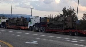 تعزيزات إسرائيلية على الحدود مع لبنان وإغلاق المجال الجوي فوقها