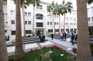 جامعة البترا . تحصل على المركز الثالث على أوروبا والشرق الأوسط وأفريقيا لنادي طلبة IEEE