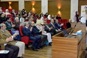 اليوم العلمي الالماني في جامعة عمان الاهلية بالتعاون مع نادي الهمبولدت الاردني