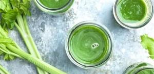 العصير الأخضر يغزو