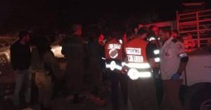 إحداها خطيرة .. إصابة 6 مستوطنين في عملية إطلاق نار قرب رام الله