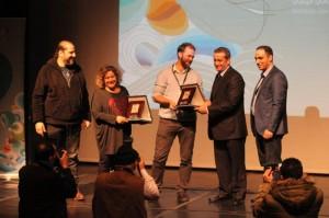 مخرج نرويجي يعقد محاضرة لطلبة البترا في أفلام