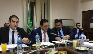 معالي مالك حداد رئيساً لقطاع النقل في الوطن العربي