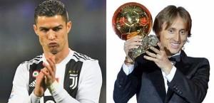 رونالدو: مودريتش يستحق الكرة الذهبية ولكن..