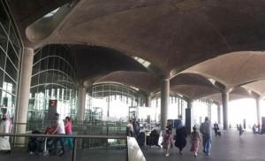 كوادر مركز جمرك المطار يحبطون تهريب ذهب والماس واحجار كريمة
