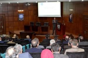 الإفتتاح الرسمي لمركز التعليم والتعلم في جامعة عمان الأهلية