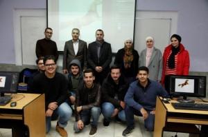 جامعة البترا تعقد دورة في التعليم المدمج لطلبتها