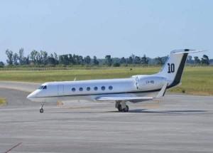 بالصور... ميسي يشتري طائرة خاصة بـ15 مليون دولار
