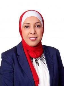 تهنئة بالترقية الدكتورة أماني سليمان
