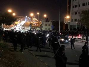 المدعي العام يوقف 17 مشاركا في احتجاجات الخميس