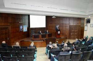 ورشة عمل لكلية الهندسة بجامعة عمان الأهلية حول تقييم بعض الممارسات الدولية لتحسين سلامة الطرق