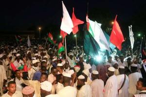 السودان : 19 قتيلا و406 جرحى من قوات الأمن والمتظاهرين خلال الاحتجاجات