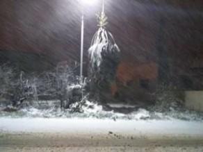 طقس العرب يوضح سبب عدم تساقط الثلوج خلال المنخفض الأخير