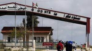 7000 لاجئ سوري عادوا من الأردن منذ افتتاح معبر جابر