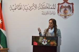 غنيمات: العلاقات بين الأردن والعراق متميزة ولا أزمة بين البلدين